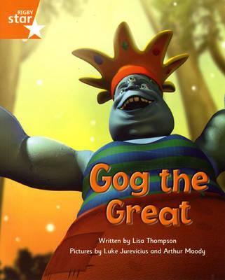 Fantastic Forest Orange Level Fiction: Gog the Great - FANTASTIC FOREST (Paperback)