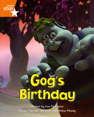 Fantastic Forest Orange Level Fiction: Gog's Birthday - FANTASTIC FOREST (Paperback)