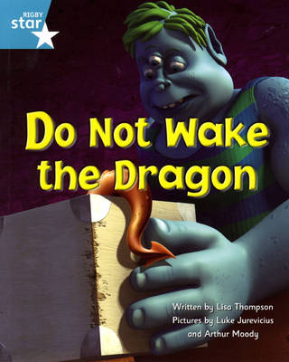Fantastic Forest Turquoise Level Fiction: Do Not Wake The Dragon - FANTASTIC FOREST (Paperback)