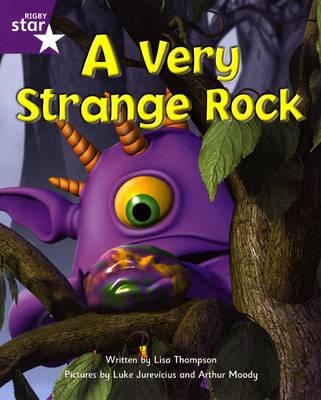Fantastic Forest Purple Level Fiction: A Very Strange Rock - FANTASTIC FOREST (Paperback)
