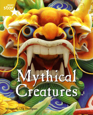 Fantastic Forest Gold Level Non-fiction: Mythical Creatures - FANTASTIC FOREST (Paperback)