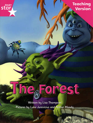 Fantastic Forest Pink Level Fiction: The Forest Teaching Version - FANTASTIC FOREST (Paperback)