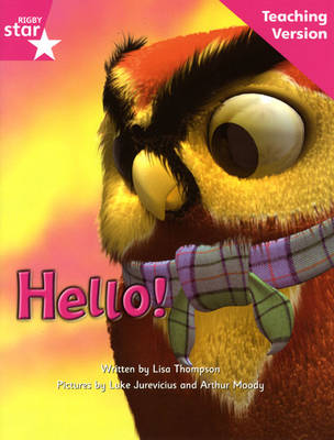 Fantastic Forest Pink Level Fiction: Hello! Teaching Version - FANTASTIC FOREST (Paperback)