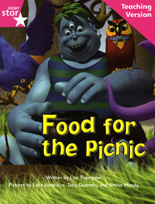 Fantastic Forest Pink Level Fiction: Food for the Picnic Teaching Version - FANTASTIC FOREST (Paperback)