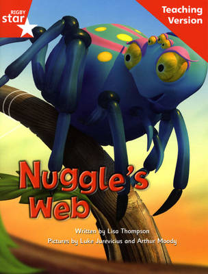 Fantastic Forest Red Level Fiction: Nuggle's Web Teaching Version - FANTASTIC FOREST (Paperback)