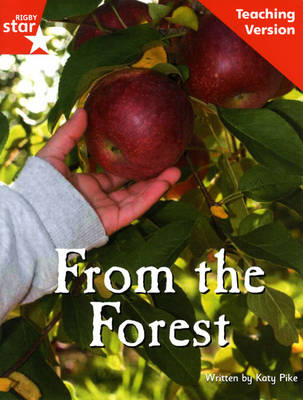 Fantastic Forest Pink Level Fiction: From the Forest Teaching Version - FANTASTIC FOREST (Paperback)
