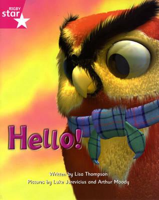 Fantastic Forest Pink Level Fiction: Hello! - FANTASTIC FOREST (Paperback)