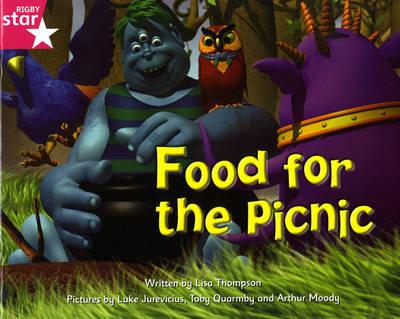 Fantastic Forest Pink Level Fiction: Food for the Picnic - FANTASTIC FOREST (Paperback)