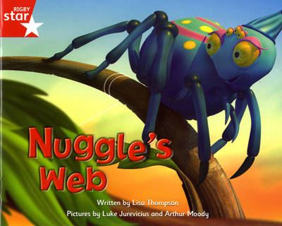Fantastic Forest Red Level Fiction: Nuggle's Web - FANTASTIC FOREST (Paperback)