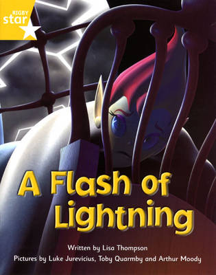 Fantastic Forest Yellow Level Fiction: A Flash of Lightning - FANTASTIC FOREST (Paperback)