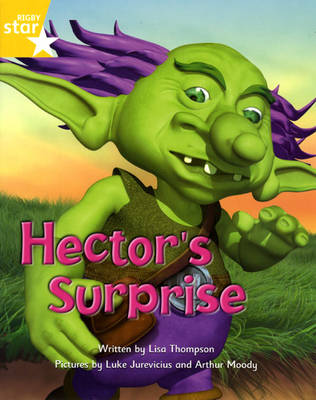 Fantastic Forest Yellow Level Fiction: Hector's Surprise - FANTASTIC FOREST (Paperback)