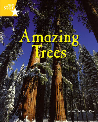 Fantastic Forest Yellow Level Non-fiction: Amazing Trees - FANTASTIC FOREST (Paperback)