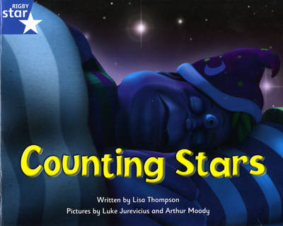 Fantastic Forest Blue Level Fiction: Counting Stars - FANTASTIC FOREST (Paperback)
