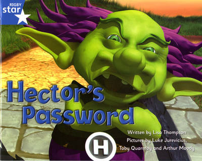 Fantastic Forest Blue Level Fiction: Hector's Password - FANTASTIC FOREST (Paperback)