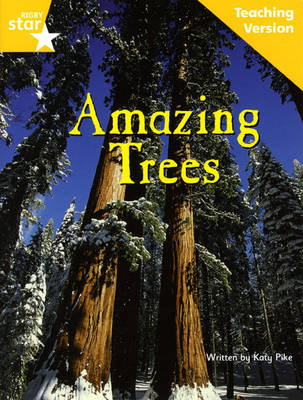 Fantastic Forest Yellow Level Non-fiction: Amazing Trees Teaching Version - FANTASTIC FOREST (Paperback)