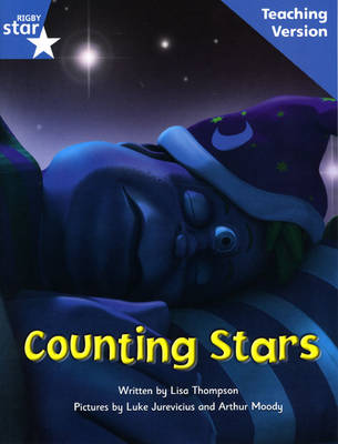 Fantastic Forest Blue Level Fiction: Counting Stars Teaching Version - FANTASTIC FOREST (Paperback)