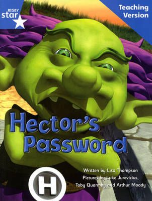 Fantastic Forest Blue Level Fiction: Hector's Password Teaching Version - FANTASTIC FOREST (Paperback)