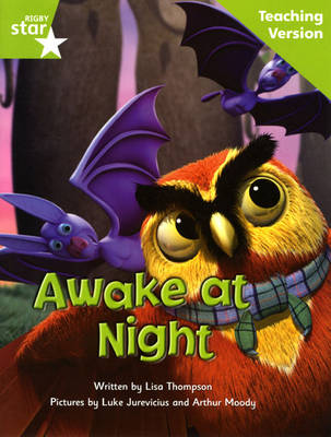 Fantastic Forest Green Level Fiction: Awake at Night Teaching Version - FANTASTIC FOREST (Paperback)