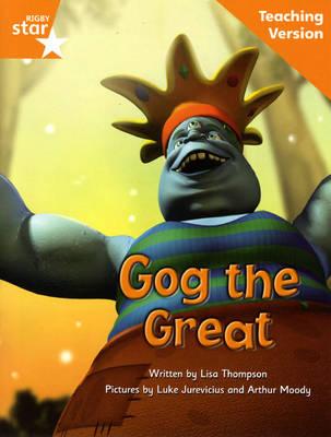 Fantastic Forest Orange Level Fiction: Gog the Great Teaching Version - FANTASTIC FOREST (Paperback)