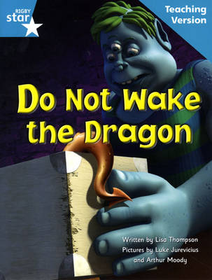 Fantastic Forest Turquoise Level Fiction: Do Not Wake the Dragon Teaching Version - FANTASTIC FOREST (Paperback)