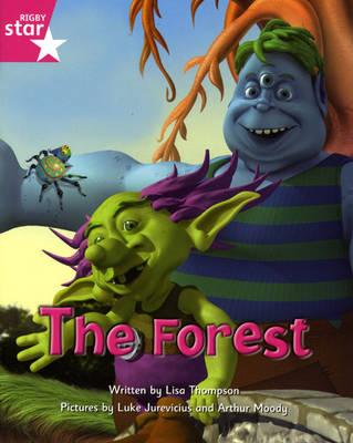 Fantastic Forest Pink Level Non-Fiction: From the Forest - FANTASTIC FOREST (Paperback)