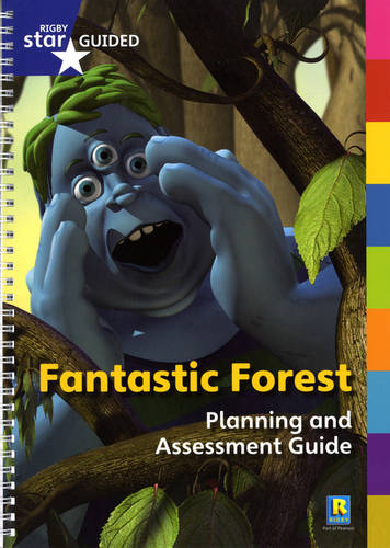 Fantastic Forest: Star Guided Planning and Assessment Guide - FANTASTIC FOREST (Spiral bound)