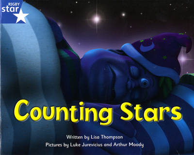 Fantastic Forest: Counting Stars Blue Level Fiction (Pack of 6) - FANTASTIC FOREST (Paperback)