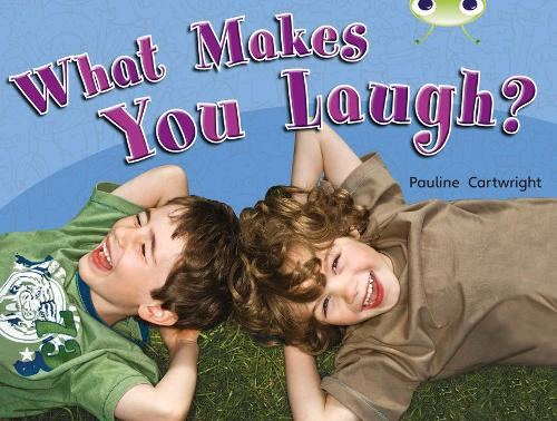 Bug Club Non-fiction Green A/1B What Makes You Laugh 6-pack - BUG CLUB