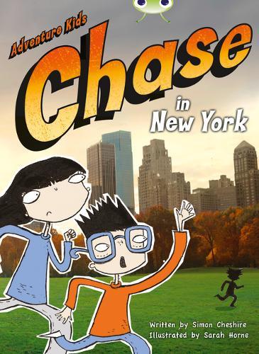 Bug Club Orange A/1A Adventure Kids: Chase in New York 6-pack - BUG CLUB