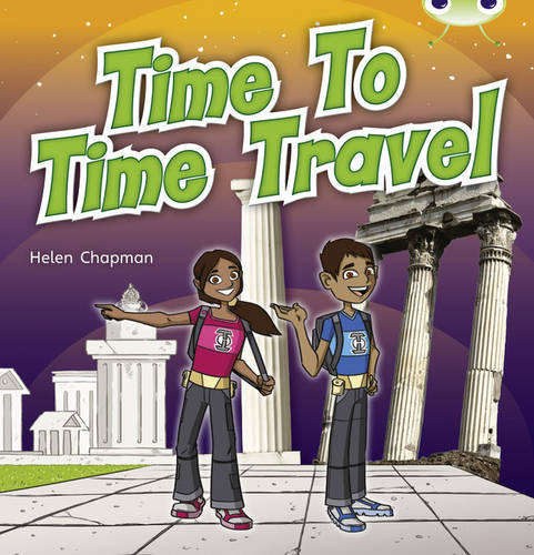 Bug Club Non-fiction Purple A/2C Time to Time Travel Non-fiction 6-pack - BUG CLUB