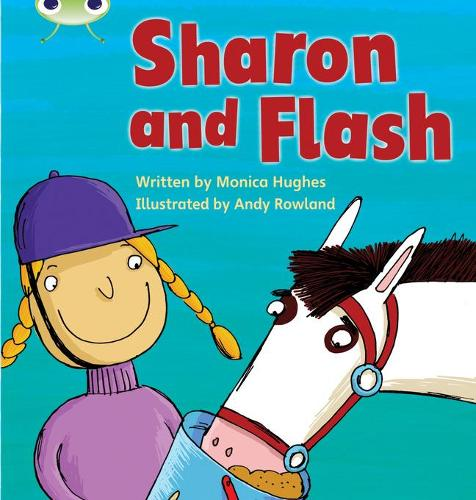 Bug Club Phonics Bug Set 08 Sharon and Flash - Phonics Bug (Paperback)