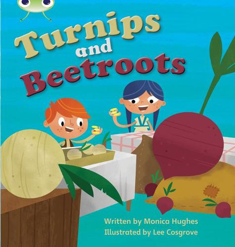 Bug Club Phonics Bug Set 10 Turnips and Beetroot - Phonics Bug (Paperback)