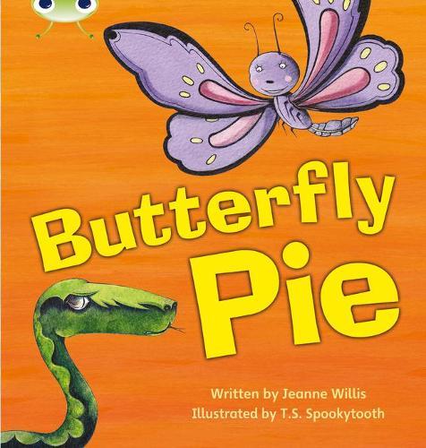 Bug Club Phonics Bug Set 16 Butterfly Pie - Phonics Bug (Paperback)