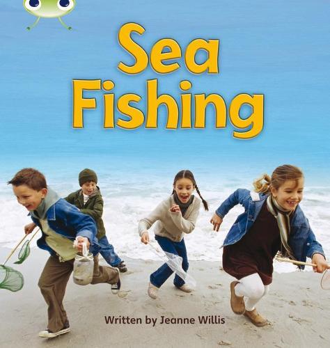 Sea Fishing: Bug Club Phonics Bug Non-fiction Set 12 Sea Fishing Non-Fiction Set 12 - Phonics Bug (Paperback)