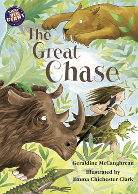 Rigby Star Shared Fiction Shared Reading Pack - the Great Chase -FWK (Paperback)