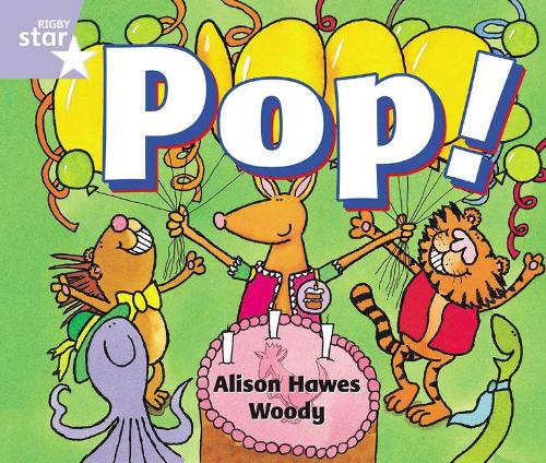 Rigby Star Guided Reception: Lilac Level: Pop! Pupil Book (single) - RIGBY STAR (Paperback)