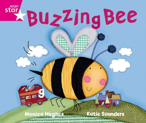 Rigby Star GuidedPhonic Opportunity Readers Pink: The Buzzing Bee - Star Phonics Opportunity Readers (Paperback)