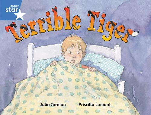 Rigby Star Guided 1 Blue Level: Terrible Tiger Pupil Book (single) - RIGBY STAR (Paperback)