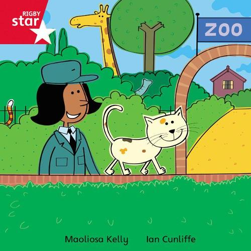 Rigby Star Independent Red Reader 7: Feeding Time! - STAR INDEPENDENT (Paperback)