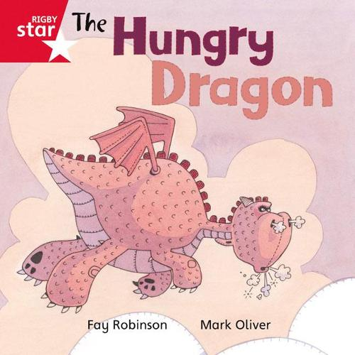 Rigby Star Independent Red Reader 8 What will dragon eat? - STAR INDEPENDENT (Paperback)