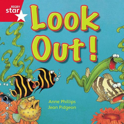 Rigby Star Independent Red Reader 11: Look out! - STAR INDEPENDENT (Paperback)