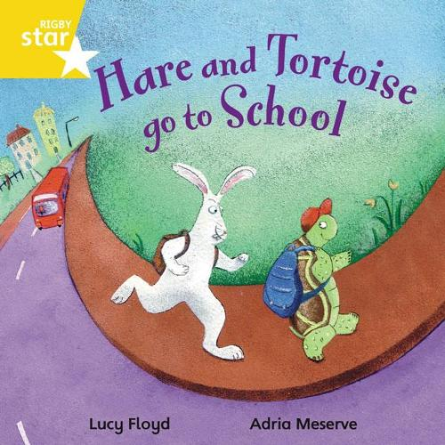 Rigby Star Independent Yellow Reader 4 Hare and Tortoise go to School - STAR INDEPENDENT (Paperback)