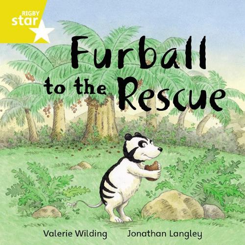 Rigby Star Independent Yellow Reader 14: Furball to the Rescue - STAR INDEPENDENT (Paperback)