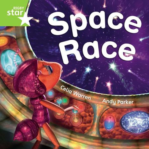 Rigby Star Independent Green Reader 3 Space Race - STAR INDEPENDENT (Paperback)