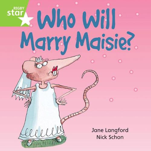 Rigby Star Independent Green Reader 6: Who Will Marry Masie? - STAR INDEPENDENT (Paperback)