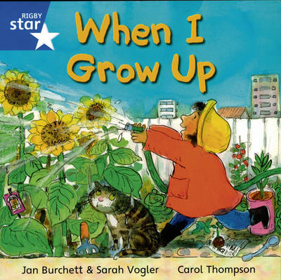 Rigby Star Independent Yr1/P2 Blue Level: When I grow up (3 Pack) - STAR INDEPENDENT