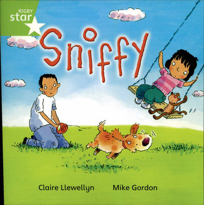 Rigby Star Independent Yr1/P2 Green Level: Sniffy (3 Pack) - STAR INDEPENDENT