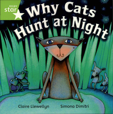 Rigby Star Independent Y1/P2 Green Level: Why Cat's Hunt (3 Pack) - STAR INDEPENDENT