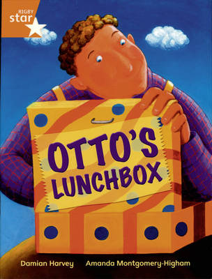 Rigby Star Indep Yr2/P3 Orange Level: Otto's Lunch Box (3 Pack) - STAR INDEPENDENT