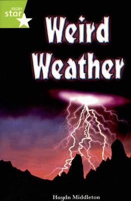 Rigby Star Indep Lime: Weird Weather Reader Pack - STAR INDEPENDENT